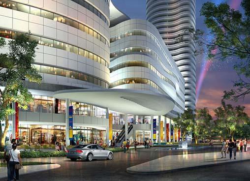 architecture arsitektur spazio surabaya indonesia
